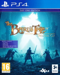 PS4 The Bard's Tale IV: Director's Cut Day One Ed.