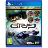 PS4 Grip: Airblades vs Rollers (Ultimate Edition)
