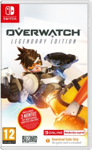 SWITCH Overwatch Legendary Edition