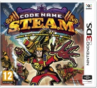 3DS Code Name S.T.E.A.M.