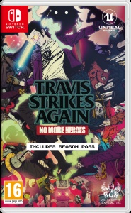 SWITCH Travis Strikes Again: No More Heroes