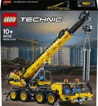 LEGO Technic 42108 Pojízdný jeřáb