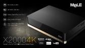 Mele X2000 4K Tv Box s HDD slotem