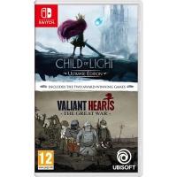 SWITCH Child of Light (UE) and Valiant Hearts:TGW