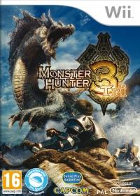 Wii Monster Hunter Tri UK