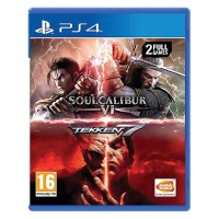 PS4 Tekken 7 + SoulCalibur VI