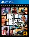 PS4 Grand Theft Auto V (Premium Edition)