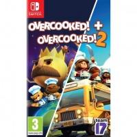 SWITCH Overcooked! + Overcooked! 2