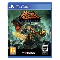 PS4 Battle Chasers: Nightwar