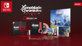 SWITCH Xenoblade Chronicles: Def.Ed.-Collect.set