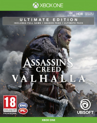 XONE Assassin's Creed Valhalla Ultimate Ed.