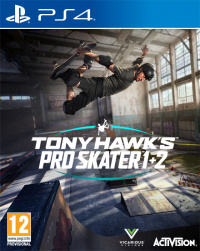 PS4 Tony Hawk´s Pro Skater 1+2
