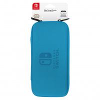 Slim Tough Pouch for Nintendo Switch Lite (Blue)