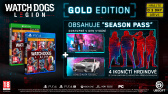 PS4 Watch_Dogs Legion Gold Edition