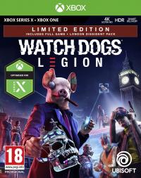 XONE Watch_Dogs Legion Limited Edition