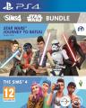 PS4 The Sims 4 Bundle Základní hra + Star Wars