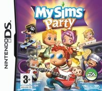 NDS MySims Party