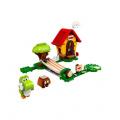 LEGO Leaf 2020 71367 Mariův dům a Yoshi - rošiřují