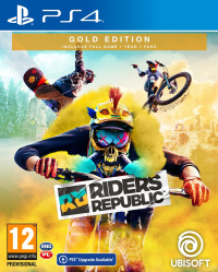 PS4 Riders Republic Gold Ed.