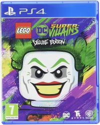 PS4 LEGO DC Super-Villains (Deluxe Edition)