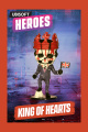 UBI Heroes - WD Legion King of H - Chibi Figurine