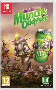SWITCH Oddworld: Munch's Oddysee