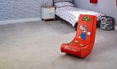 Nintendo herní židle Super Mario