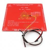 Vyhřívaná podložka 214x214mm MK2b,termistor,kabely