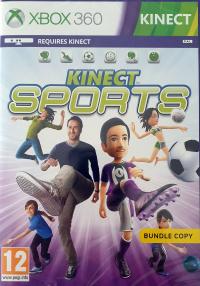 X360 Kinect Sports 1, PL,CZ,HU,GR,SK bundle copy