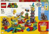 LEGO Super Mario 71380 Set pro tvůrce - mistrovská dobrodružství