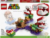 LEGO Super Mario 71382 Hlavolam s piraňovou rost