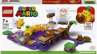 LEGO Super Mario 71383 Wiggler a jedovatá bažina