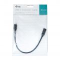 i-tec USB-C Extension Cable (30 cm)