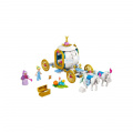 LEGO Disney Princess 43192 Popelka a královský koč