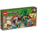 LEGO Minecraft 21155 Creepův důl