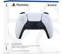 PS5 DualSense Wireless Cont. Black & White