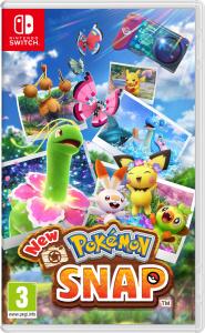 SWITCH New Pokémon Snap
