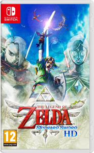 SWITCH The Legend of Zelda: Skyward Sword HD