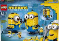 LEGO Mimoni 75551 Mimoni a jejich doupě