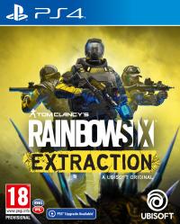 PS4 Tom Clancy's Rainbow Six Extraction