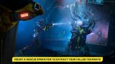 PS4 Tom Clancy's Rainbow Six Extract. De Luxe Ed.
