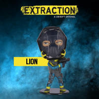 Rainbow Six Extraction Chibi Figurine - Lion