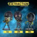 Rainbow Six Extraction Chibi Figurine - Ela