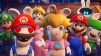 SWITCH Mario + Rabbids Sparks of Hope