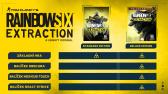 PS4 Tom Clancy's Rainbow Six Extraction De Luxe Ed