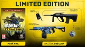 PS5 Tom Clancy's Rainbow Six Extraction Limit. Ed.