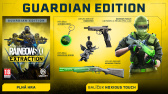 PS5 Tom Clancy's Rainbow Six Extraction Guard. Ed.