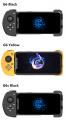 GameSir G6 - Mobile gaming gamepad