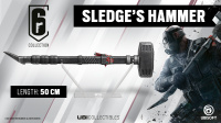 Rainbow Six Siege - Sledge hammer replica
