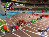 Wii Mario & Sonic at the Olympic Games